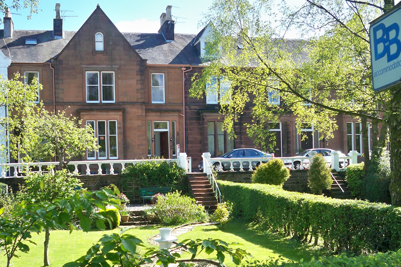 Bed And Breakfast Dumfries Glenaldor House B B Dumfries