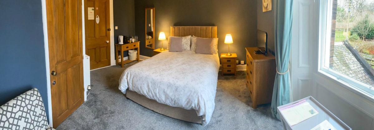 Room 1 - Glenaldor House Dumfries