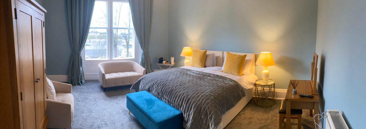 Room 4 - Glenaldor House Dumfries